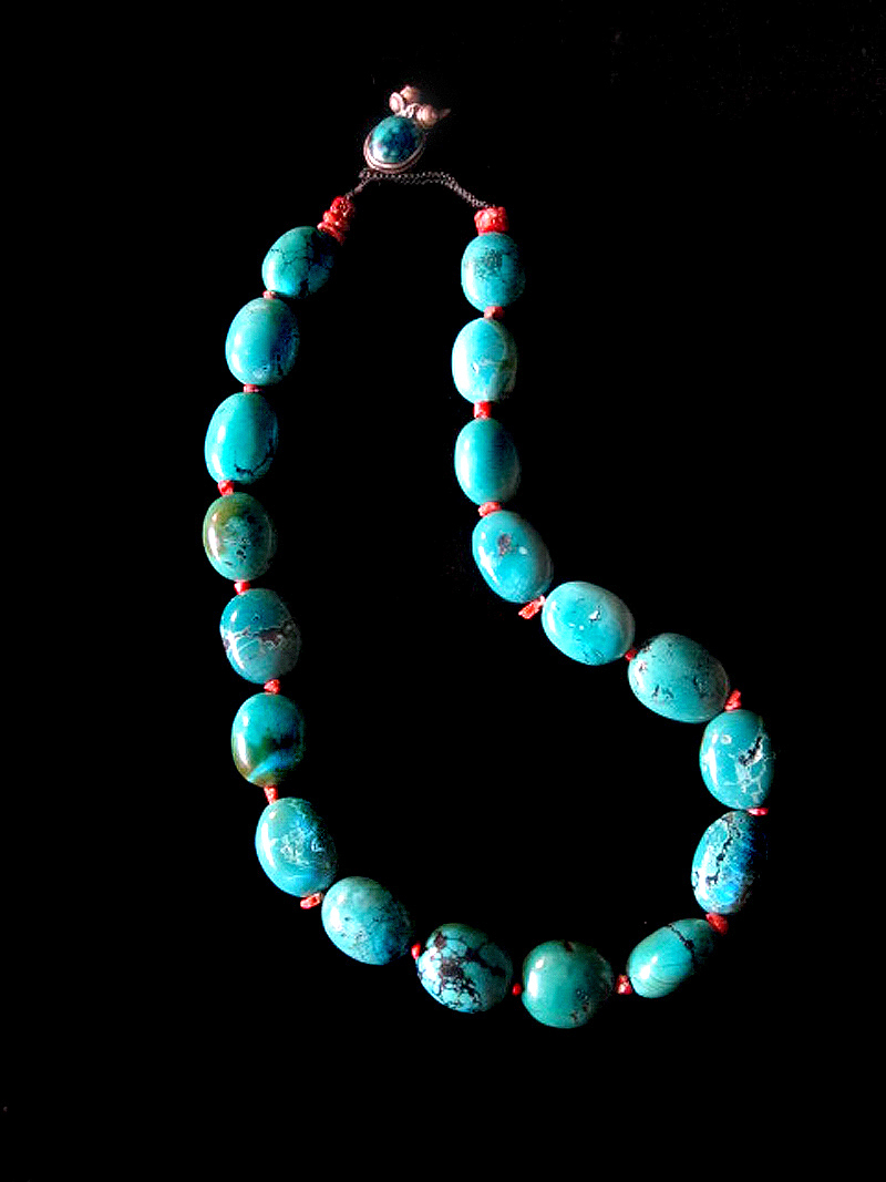 Turquoise long w Coral spacers 300dpi
